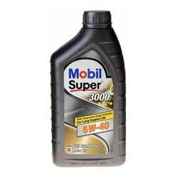 Масло моторное синт. Mobil SUPER 3000 X1 5w40 1 л.