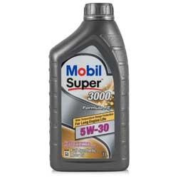 Масло моторное синт. Mobil Super 3000 FE 5w30 1 л.