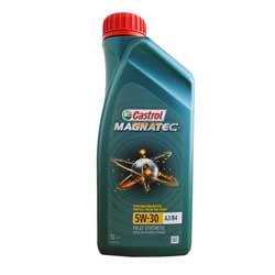 Масло моторное синт. Castrol Magnatec 5w30 1 л.